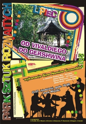 Od Vivaldiego do Gershwina